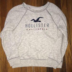 Hollister crewneck sweater